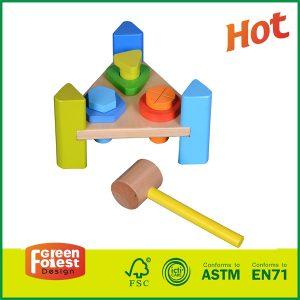 childrens wooden hammer bench Birch Wood Plywood Cheap Wooden Craft Toys For Sale Wood Hammer Toy