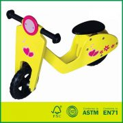 20AUT01 Best Price Children Sports Cheap Wooden Bikes For Sale Outdoor Play Kids Balance Bike