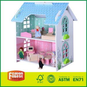 2017 Hot New Product for Children Doll House Toy