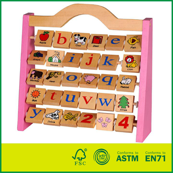 Alphabet Educational Toys : Children alphabet educational toys idade media