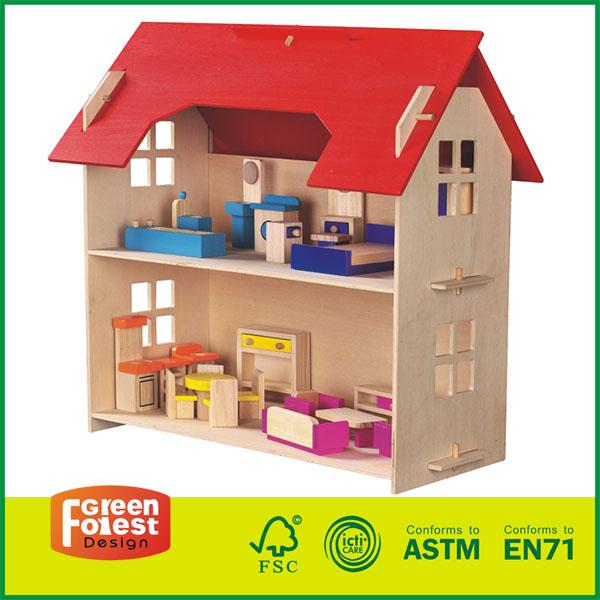 Dollhouse Miniature Diy Dollhouse Furniture Kits Dollhouse