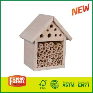 3D China Wood Toy for Kids Adult Birthday Gifts Children's Day Gifts Wood DIY Toy Insect House DIY Crafts for Kids