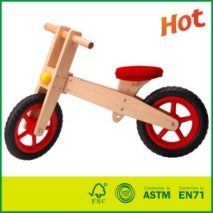 Training Bike For Toddlers and Kids Wooden Balance Running Bike