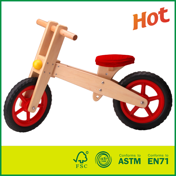 Wooden Balance Bike For Toddlers Wooden Balance Bike Made In
